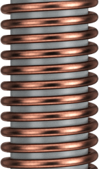 Thin Copper Coil